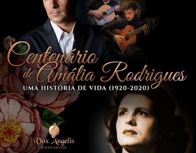 (Português) Concerto do Centenário: Amália, uma História de Vida (1920-2020)