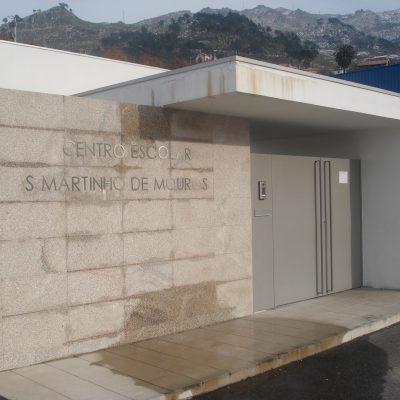 Centro Escolar de S. Martinho de Mouros