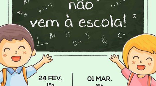 """Teatro """"Hoje, o Tonecas não vem à Escola"""""""