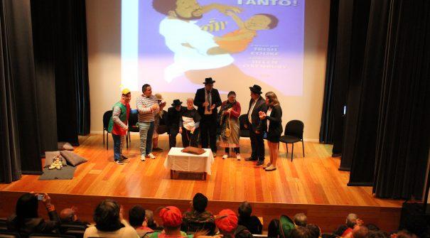 Tardes recreativas assinalam Dia Mundial do Teatro