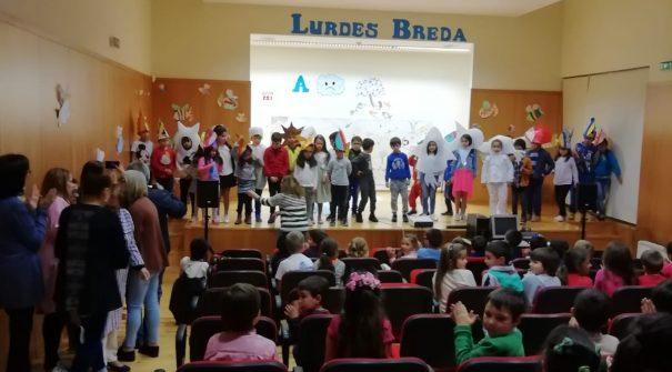 Agrupamento de Escolas celebra a leitura