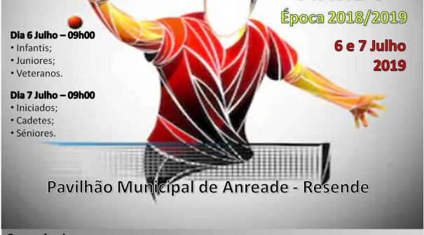 Campeonato Distrital de Pares e Pares Mistos 2018/2019