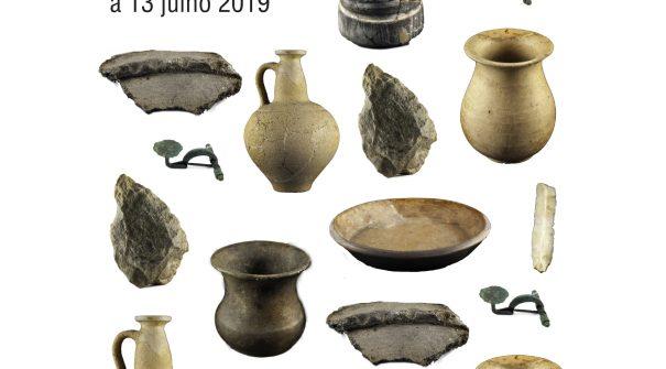 """Exposição """"Arqueologia. Ciência que estuda o passado"""""""