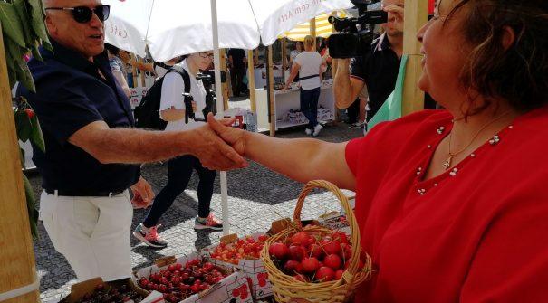 Festival da Cereja trouxe milhares de visitantes a Resende