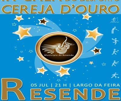 IX Gala do Desporto de Resende realiza-se a 5 de julho