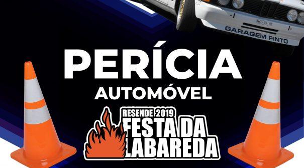 Prova de Perícia Automóvel Labareda 2019
