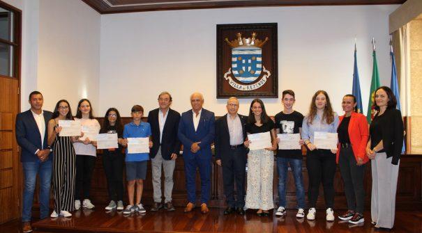 Melhores alunos de Português distinguidos
