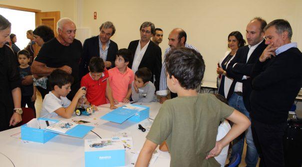 Primeira Sala do Futuro da CIM do Tâmega e Sousa inaugurada em Resende