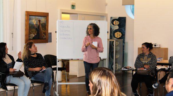 Município promoveu a relação positiva Escola-Família com conferência e workshop