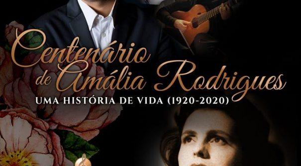 Concerto do Centenário: Amália, uma História de Vida (1920-2020)