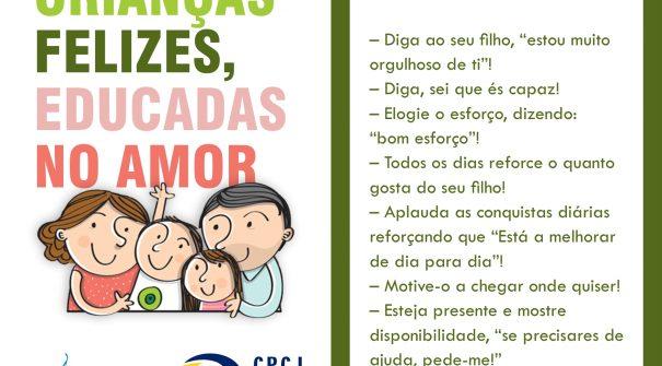 Abril – Mês da Prevenção contra os Maus Tratos na Infância