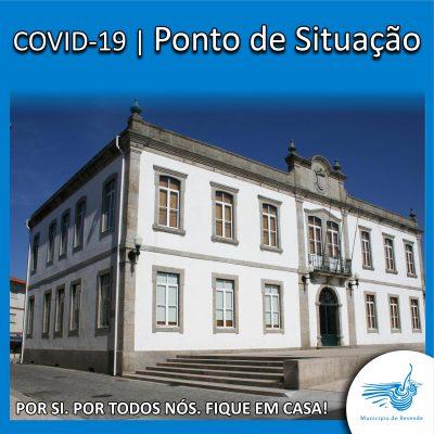 COVID-19 Ponto de Situação 08.04.2019