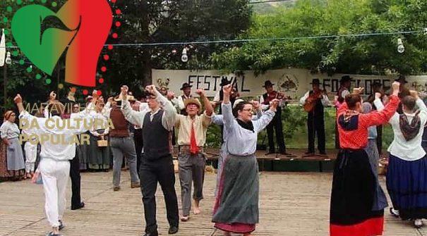 Chula de Paus com selo de nomeação para as 7 Maravilhas da Cultura Popular