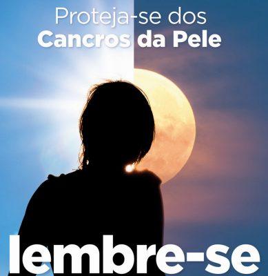 Cancro Cutâneo – Campanha Verão 2020