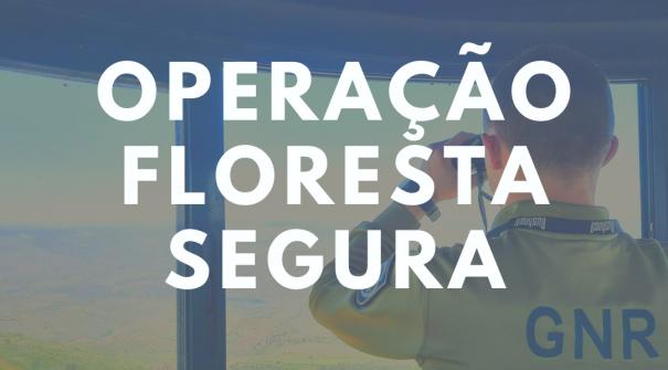 Operação Floresta Segura – 3 a 9 de maio