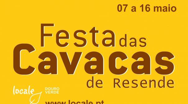 De 7 a 16 de maio há Festa das Cavacas de Resende na loja online www.locale.pt