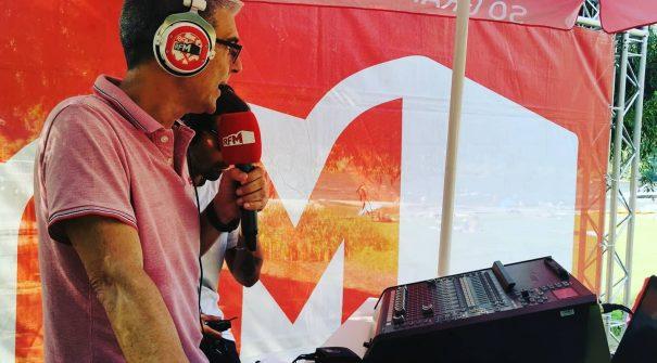 RFM passou por Porto de Rei ao som de grandes músicas