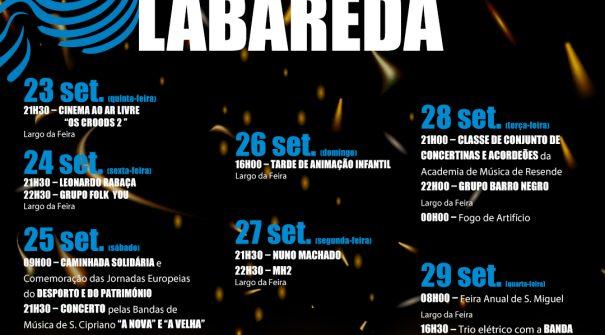 Festa da Labareda
