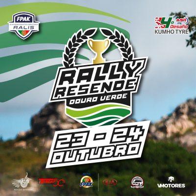 Rally Resende Douro Verde é novidade absoluta no calendário do Centro